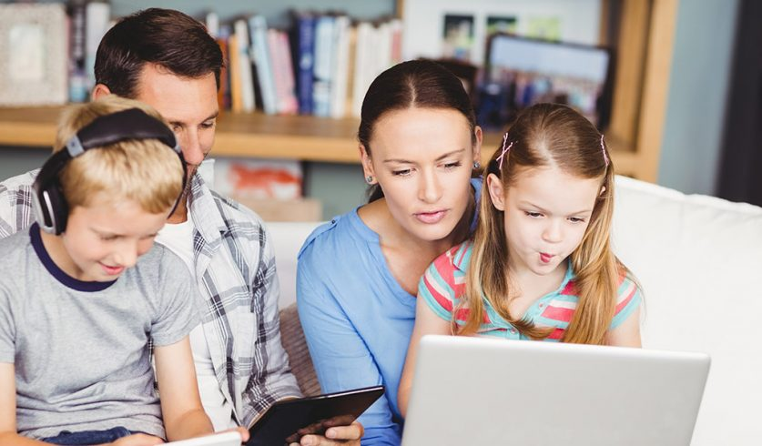 Küçük çocuklarda teknoloji kullanımı