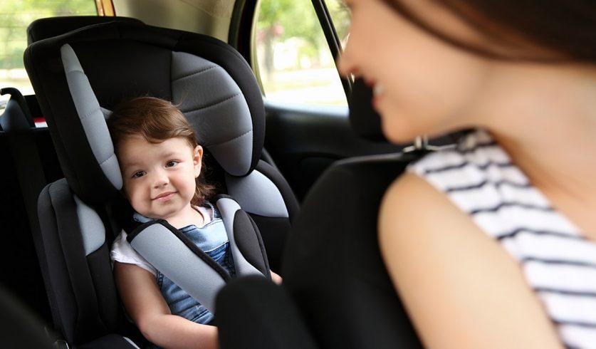 Küçük Çocukla Güvenli Seyahat