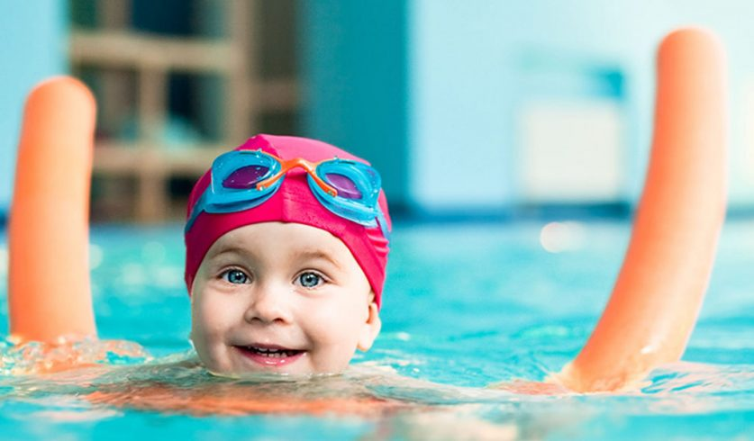 Çocukların Yüzmesi Gelişimleri Açısından Önemli