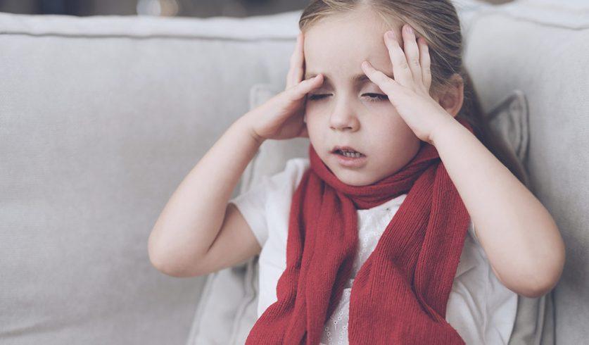 Çocuklarda Baş Ağrılarına Dikkat