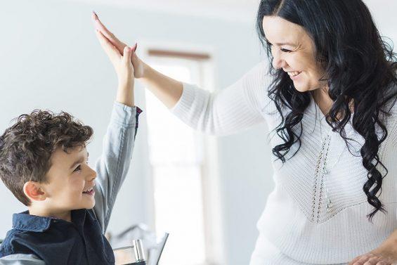 Çocuklarda İyi Davranışı Desteklemek