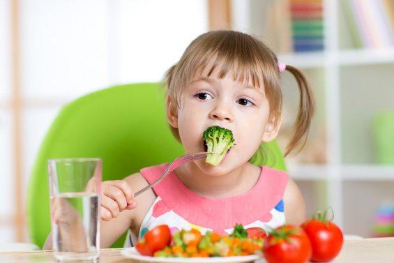 Yemek Seçen Çocuğu Eğitmek