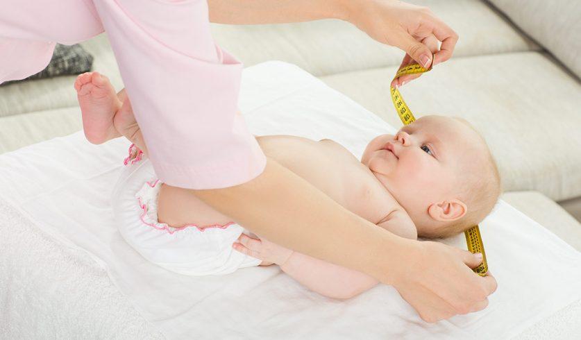Bebeğinizin Baş Çevresini Ölçmeyi Unutmayın
