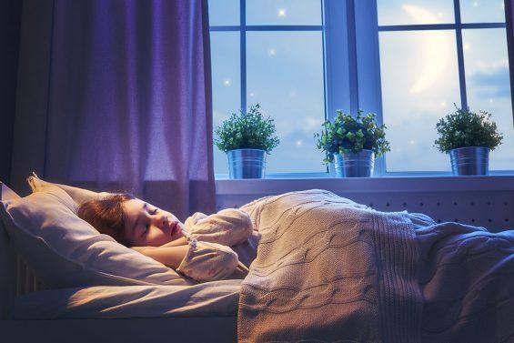 Gece Korkularıyla Baş Etmek