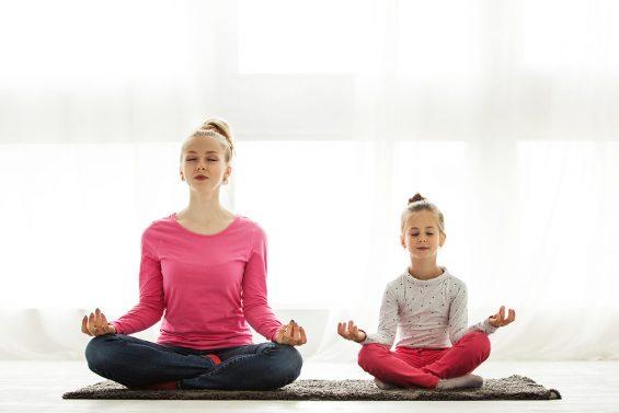 Çocuklarınıza Mindfulness Meditasyonunu Öğretin