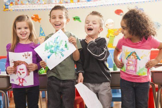 Anaokulundaki Çocuğun Öğrenme Becerilerini Arttırın