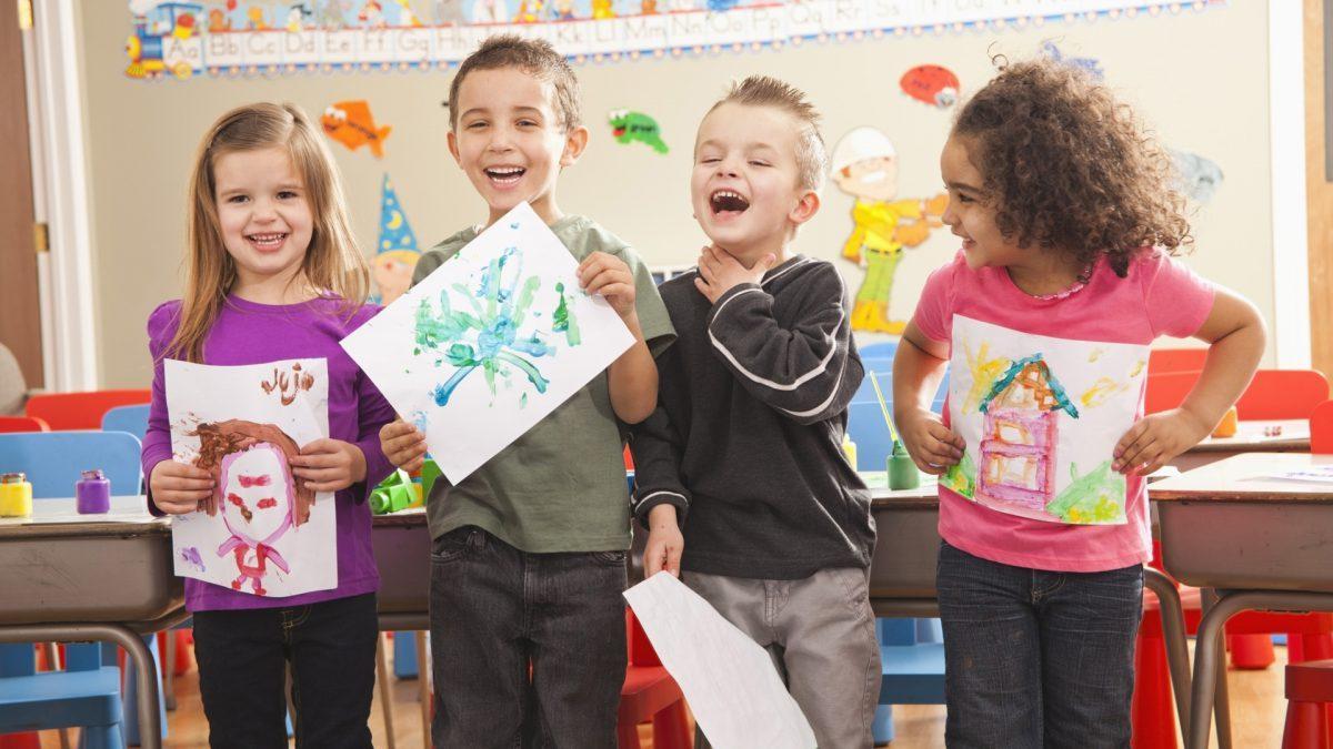 Anaokulu Seçimi Okula Başlarken