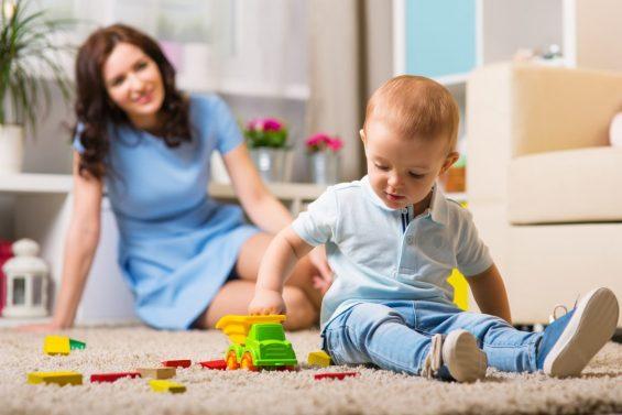 Özel Gereksinimli Çocuklar İçin Yerde Oyun Terapisi (Floortime)