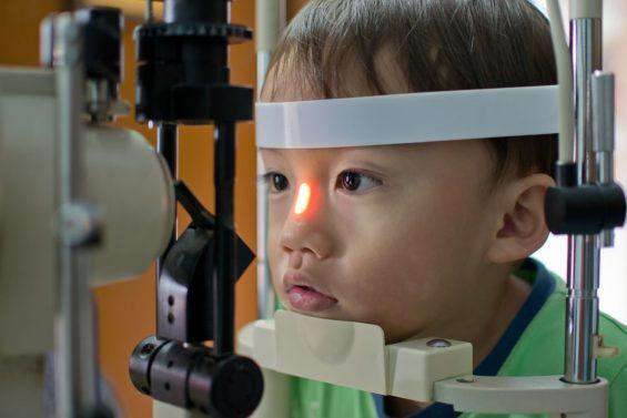 Erken Yaşta Göz Muayenesi ile Şaşılık Tedavi Edilebiliyor