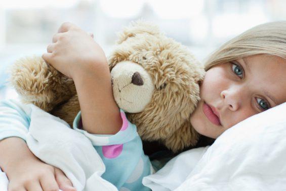 RSV Virüsü Çocukların Yüzde 90'ında Görülüyor